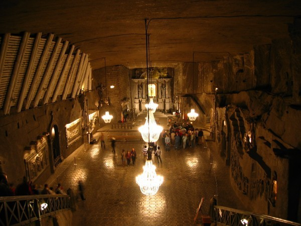 Wieliczka Salt Mine - Attractions/Entertainment - Wieliczka, Wieliczka, Lesser Poland, PL