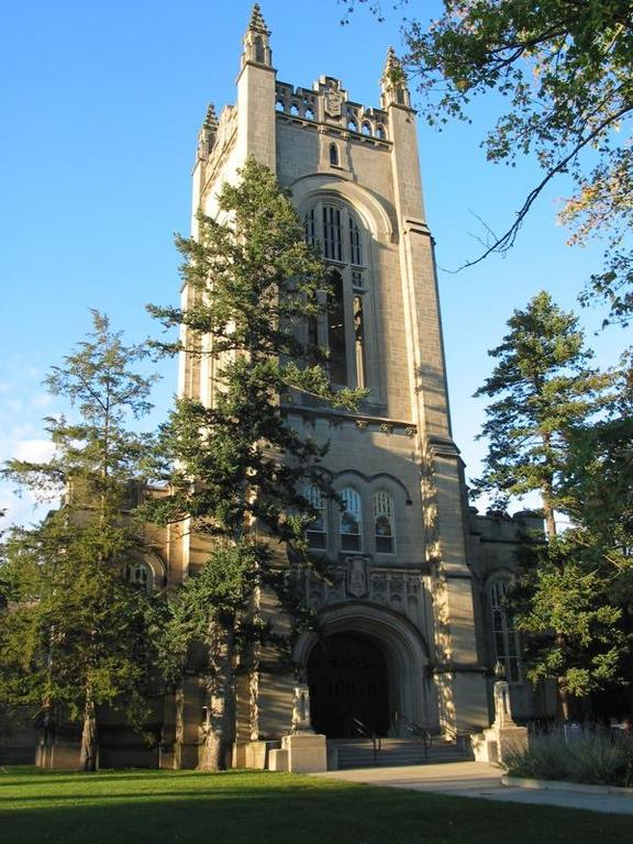 Rain Location - Ceremony - Ceremony Sites - Skinner Memorial Chapel, Northfield, MN 55057, US