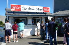 Clam Shack - Restaurant - 2 Western Ave, Kennebunk, ME, United States