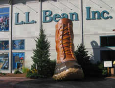 ll Bean - Shopping - 95 Main St., Freeport, ME, United States