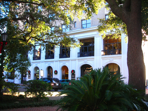 First City Club - Reception Sites - 32 Bull St, Savannah, GA, 31401