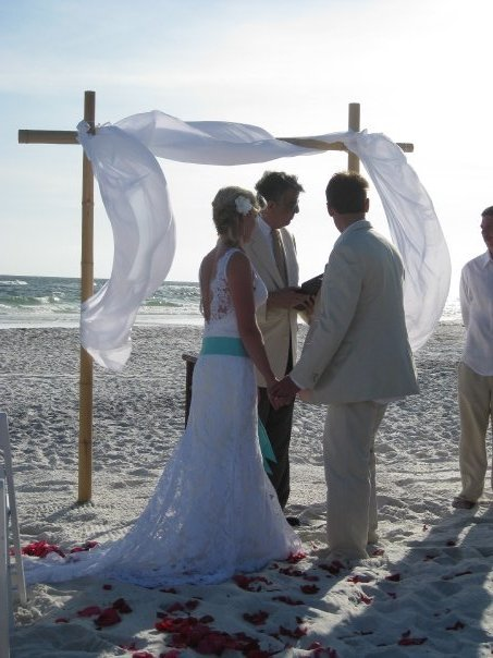 Marriage Ceremony On Beach - Ceremony Sites - 186 Gulfview Heights St, FL, 32459