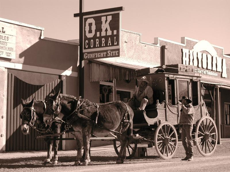 Tombstone - Attractions/Entertainment - Tombstone, AZ, Tombstone, Arizona, US