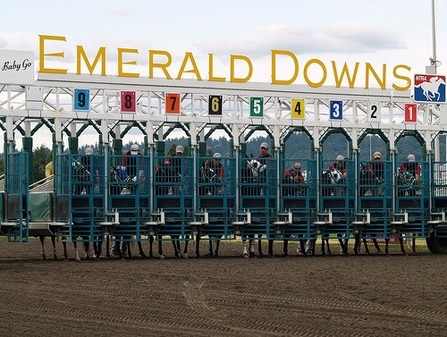 Emerald Downs - Attractions/Entertainment - 2300 Emerald Downs Drive, Auburn, WA, United States