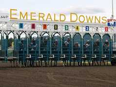 Emerald Downs - Attraction - 2300 Emerald Downs Drive, Auburn, WA, United States