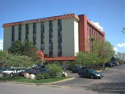 Embassy Suites - Reception Sites, Hotels/Accommodations - 2800 American Blvd W, Bloomington, MN, 55431