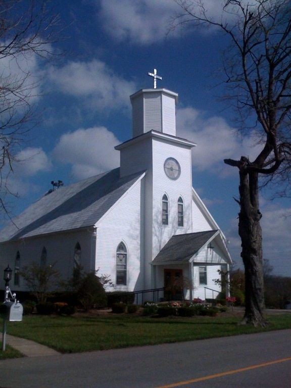 St Mary's Church Navilleton - Ceremony Sites - 7500 Navilleton Rd, Floyds Knobs, IN, 47119-8603