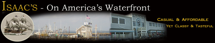 Issac's - Restaurants - 114 Water St, Plymouth, MA, 02360