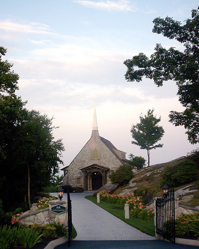 Glassy Chapel - Ceremony Sites - 98 The Cliffs Pkwy, Landrum, SC, 29356