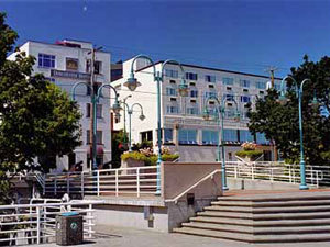 Dorchester Hotel - Reception Sites, Hotels/Accommodations - 70 Church St, Nanaimo, BC, V9R