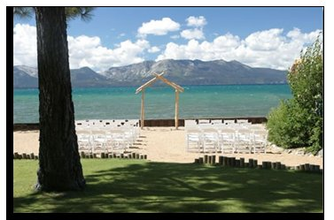 Weddings At Lakeside Beach - Ceremony Sites, Restaurants - 4180 Lakeshore Blvd, South Lake Tahoe, CA, 89449, United States
