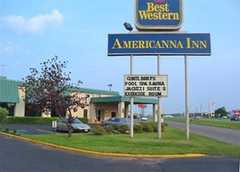 Best Western Americanna Inn - Hotel - 520 Highway 10 S, St Cloud, MN, United States