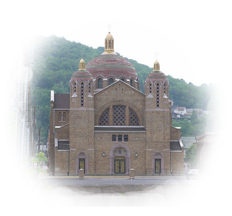 St. Mary's Byzantine Catholic Church - Ceremony Sites - 411 Power St, Johnstown, PA, 15906