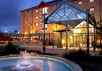 Marriott Manchester - Ceremony Sites, Hotels/Accommodations - Water St, Manchester, M3 4JQ, United Kingdom