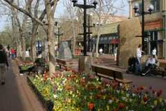 Historic Downtown Boulder & Pearl Street Mall - Attraction - Pearl St, Boulder, CO, US