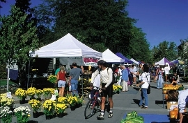 Boulder County Farmers Market - Attractions/Entertainment - 1900 13th St, Boulder, CO, United States