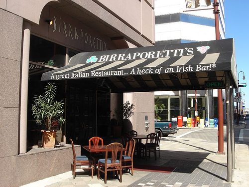 Birraporetti's Restaurant - Restaurants, Brunch/Lunch - 500 Louisiana St, Houston, TX, 77002