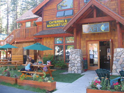 Blue Angel Cafe - Restaurants, Reception Sites, Bars/Nightife, Caterers - 1132 Ski Run Blvd, South Lake Tahoe, CA, United States