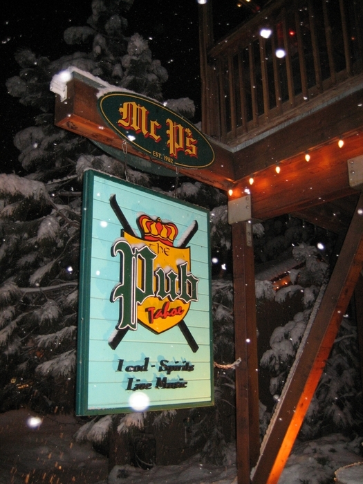 Mc P's Irish Pub & Grill - Attractions/Entertainment, Bars/Nightife - 4093 Lake Tahoe Blvd, South Lake Tahoe, CA, United States