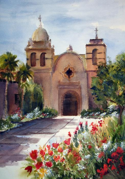 Mission San Carlos Borromeo De Carmelo - Ceremony Sites - 3080 Rio Rd, Carmel-By-the-Sea, CA, 93923