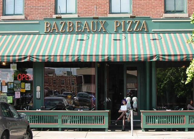 Bazbeaux Pizza - Restaurants, Attractions/Entertainment - 334 Massachusetts Avenue, Indianapolis, IN, United States
