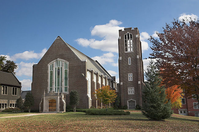 Patten Chapel - Ceremony Sites - 615 McCallie Ave, Chattanooga, TN, 37403