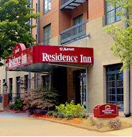 Residence Inn-downtown - Hotels/Accommodations - 215 Chestnut St, Chattanooga, TN, 37402