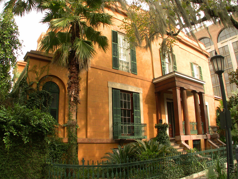 Ghost Hunters Walking Tour: Sorrel-weed House - Restaurants, Attractions/Entertainment - 6 W Harris St, Savannah, GA, United States