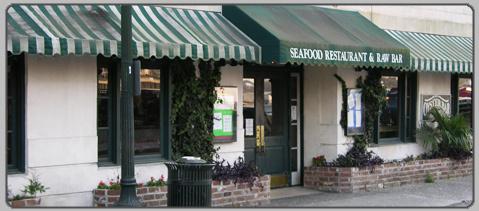 Oyster Bar - Restaurants - 411 E River St, Savannah, GA, United States