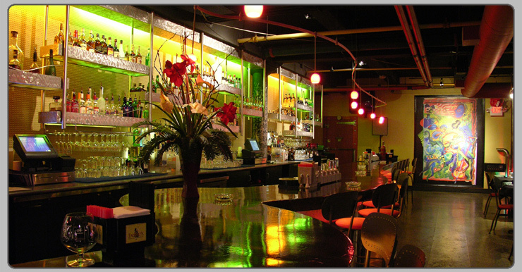 Jazz'd Tapas Bar - Restaurants, Attractions/Entertainment, Reception Sites - 52 Barnard Street, Savannah, GA, United States