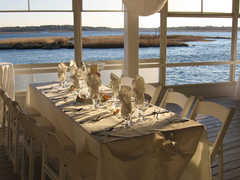 Lesner Inn Catering Club - Ceremony - 3319 Shore Drive, Virginia Beach, Virginia , 23451