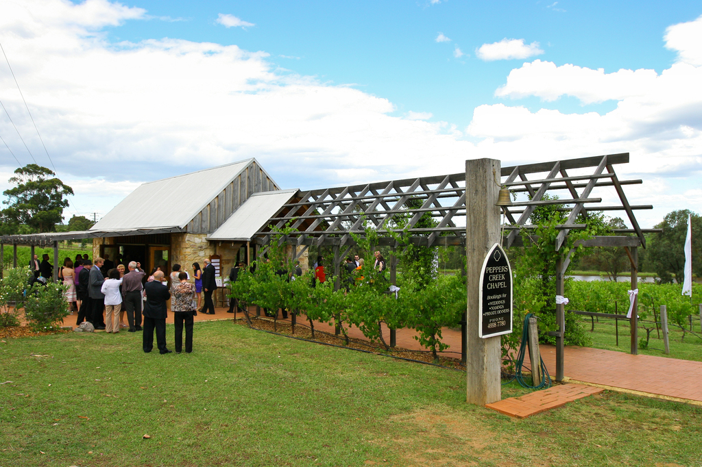 Peppers Creek Chapel - Ceremony Sites - Ekerts Rd, Pokolbin, NSW, 2320, AU