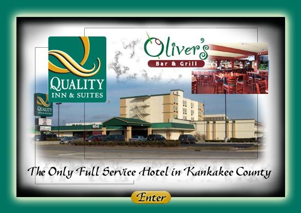Quality Inn & Suites - Reception Sites - 800 N Kinzie Ave, Bradley, IL, 60915