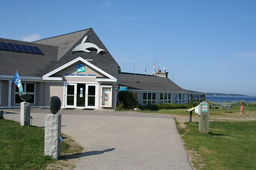 Seacoast Science Center - Ceremony Sites, Reception Sites, Attractions/Entertainment - 570 Ocean Boulevard, Rye, NH, United States