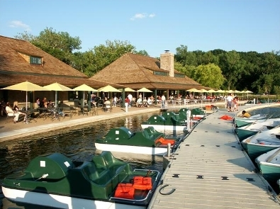 Forest Park Boathouse - Restaurants, Attractions/Entertainment - 3 Government Dr, St Louis, MO, United States