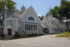 First Baptist Church, East Greenwich - Ceremony - 30 Peirce St, East Greenwich, RI, 02818