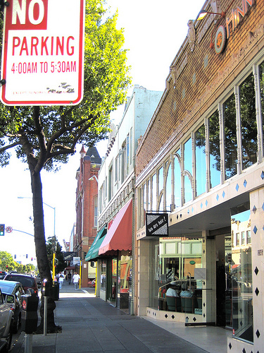 Park Street - Shopping, Attractions/Entertainment - Park St, Alameda, California, US