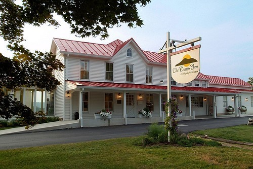The Comus Inn - Ceremony Sites, Coordinators/Planners - Dickerson, MD