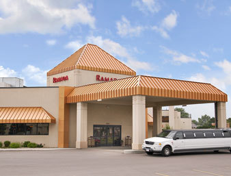 Ramada Inn And Suites Airport - Reception Sites, Hotels/Accommodations - 1301 W Russell Street, Sioux Falls, SD, 57104, United States