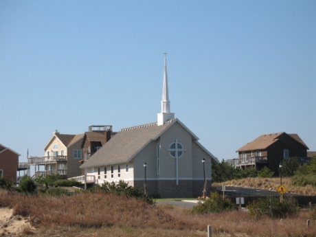 Grace Lutheran Church By The Sea - Ceremony Sites - 4212 S Croatan Hwy, Nags Head, NC, United States