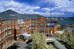 Sheraton Harborside Portsmouth Hotel & Conference Center - Hotel - 250 MARKET ST., PORTSMOUTH, NH, United States