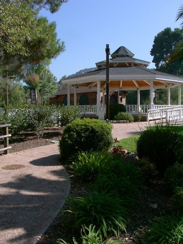 The Gazebo - Ceremony Sites - 14134 Midland Rd, Poway, CA, 92064