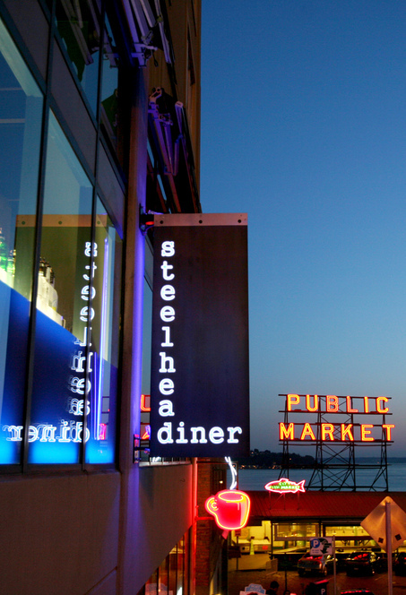 Steelhead Diner - Restaurants - 95 Pine Street, Seattle, WA, United States