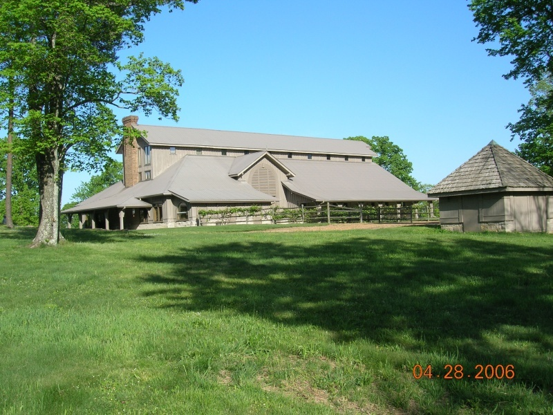Laurelwood Farm - Ceremony Sites - 657 Kell Ridge Road, Signal Mountain, TN, 37377