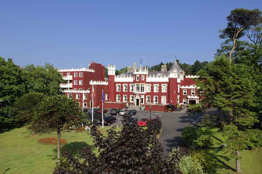 Fitzpatrick Castle Hotel - Reception Sites - Co. Dublin, Ireland