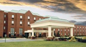 Clarion Hotel & Conference Center - Hotels/Accommodations, Reception Sites - 233 Lowe Dr, Shepherdstown, WV, 25443
