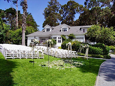 Monarch Cove Inn -ceremony And Reception - Ceremony Sites, Reception Sites - 620 El Salto Dr, Capitola, CA, 95010, US
