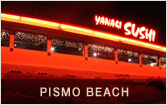 Yanagi Sushi & Grill - Restaurant - 555 James Way, Pismo Beach, CA, 93449