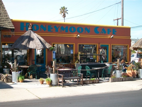 Honeymoon Cafe - Restaurants - 999 Price St, Pismo Beach, CA, 93449