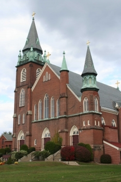 Immaculate Conception - Ceremony Sites - 33 Adams St, Easthampton, MA, United States